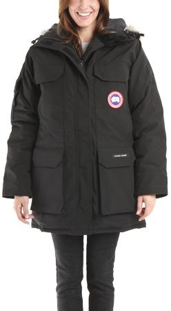 Canada Goose Ladies Expedition Parka in Black