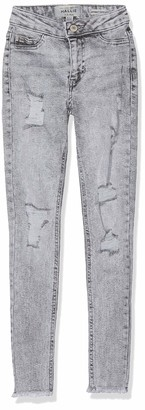New Look 915 Girl's Acid Wash Jeans