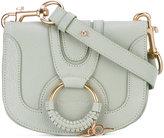 See by Chloe Hana o-ring bag - women - Calf Leather - One Size