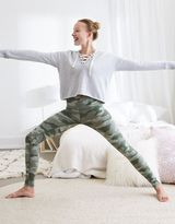 aerie Move Camo Legging