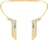 Swarovski Gipsy Necklace, Teal