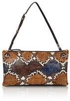 The Row Women's Party Time 10 Python Shoulder Bag
