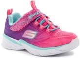 Skechers Swirly Girl Shine Vibe Sneaker (Toddler)