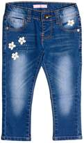 GUESS Knit Denim Pants (2-6x)