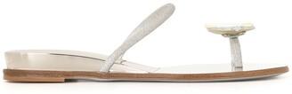 Casadei City Light Butterfly sandals