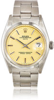 Vintage Watch Women's Vintage Oyster Perpetual Date Watch-YELLOW