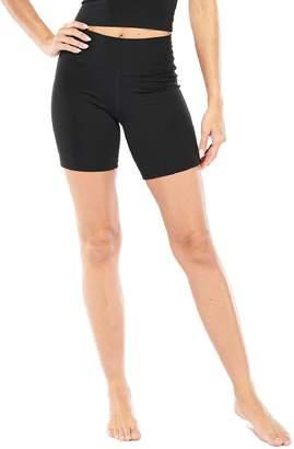 Electric Yoga Mid-Rise Biker Shorts