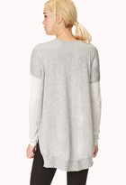 Forever 21 Off Duty V-Neck Sweater