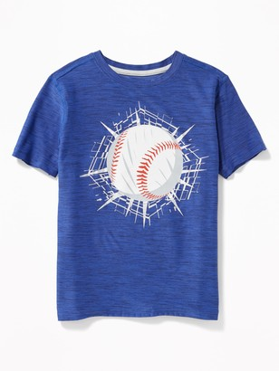 Old Navy Graphic Breathe ON Go-Dry Tee for Boys