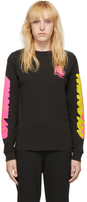 6397 Black LA Long Sleeve T-Shirt