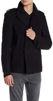 Zadig & Voltaire Maximus Double Breasted Peacoat