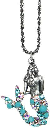 Anne Koplik Mermaid Pendant w/ Chain