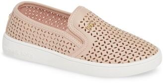 MICHAEL Michael Kors Jem Olivia Perforated Slip-On Sneaker