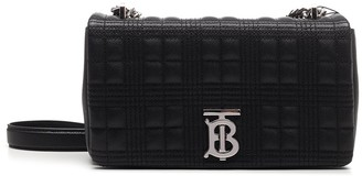 Burberry Lola Quilted Crossbody Bag