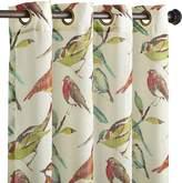 Pier 1 Imports Birdwatcher Sheer Grommet Curtain