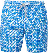 Capricode - printed swim shorts - men - Nylon - M