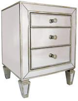 Felicity 3 drawer Bedside