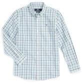 Vineyard Vines Wolfish Check Woven Shirt (Big Boys)