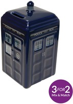 Doctor Who Dr Who Tardis Ceramic Money Box