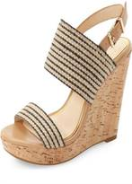 Jessica Simpson Janic Stripe Wedge
