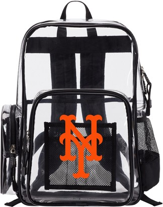 Northwest Company The New York Mets Dimension Clear Backpack