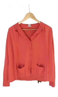 Hermes Red Silk Knitwear