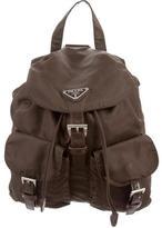 Prada Small Vela Backpack