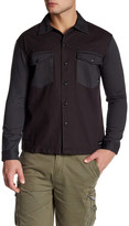 Quiksilver Collared Long Sleeve Regular Fit Shirt
