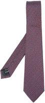Z Zegna printed tie - men - Silk - One Size