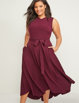 Lane Bryant Sleeveless Lena Dress
