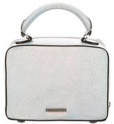 Rebecca Minkoff Iridescent Leather Satchel