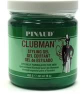 Clubman Style Gel Men'S 16oz Jar (2 Pack)