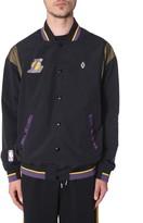 Marcelo Burlon County of Milan X NBA LA Lakers Bomber Jacket