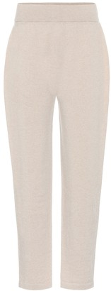 Agnona Cashmere trackpants