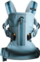BABYBJÖRN One Baby Carrier One Outdoors - Turquoise - One Size