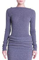 Stella McCartney Low-Back Wool Sweater