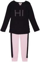 Juicy Couture Toddler 2pc Tunic & Legging Set