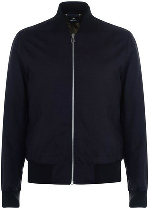 Paul Smith Tailoring Paul Two Tone Bomber Jacket