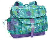 Bixbee Girl's Hope Peace Love Kids Backpack