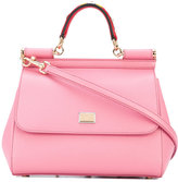 Dolce & Gabbana small Sicily tote - women - Leather - One Size