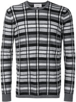 Pringle tartan jumper