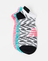 New Balance Invisible 3-Pack Socks