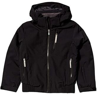 Spyder Lola Jacket (Big Kids) (Black) Girl's Clothing