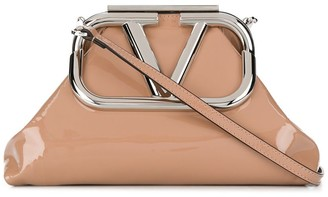 Valentino small Supervee clutch bag
