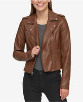 Levi's Faux-Leather Moto Jacket