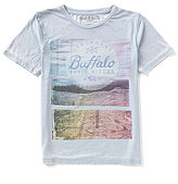 Buffalo David Bitton Big Boys 8-20 Easy Photo Short-Sleeve Tee