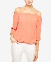 Sanctuary Cold-Shoulder Top