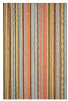 Dash & Albert 'Zanzibar' Ticking Stripe Rug