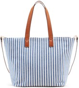 Sole Society Linds Medium Fabric Tote