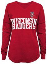 Juniors' Wisconsin Badgers Split Tee